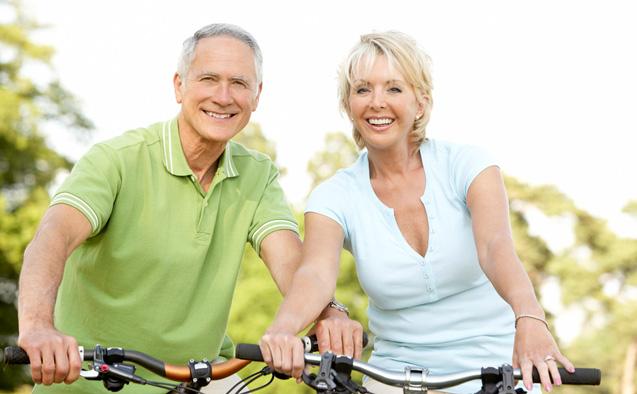 Os benefícios do Fitness na meia idade