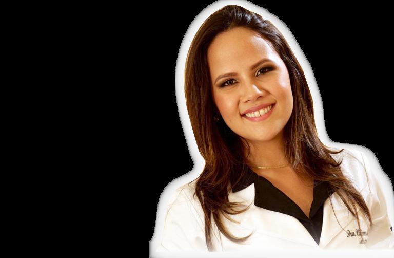 Especialista em Dermatologia pela Universidade Federal do Piauí (UFPI), possui Prática Profissionalizante em Dermatologia Pediátrica pela Universidade de São Paulo (USP) e também é sócia titular da Sociedade Brasileira de Dermatologia (SBD) e da Sociedade Brasileira de Cirurgia Dermatológica (SBCD).